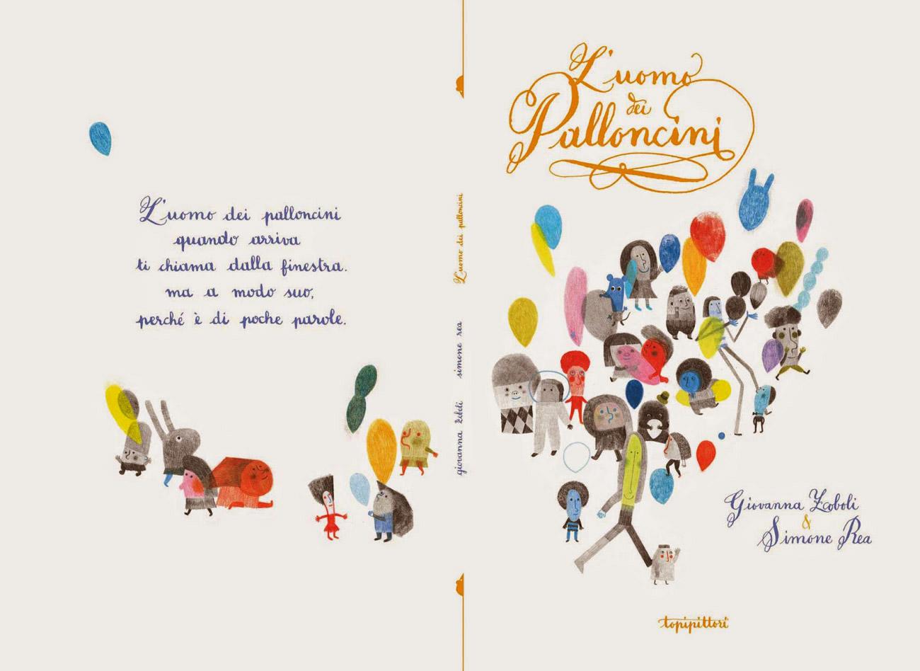 Picturebook Makers   Simone Rea