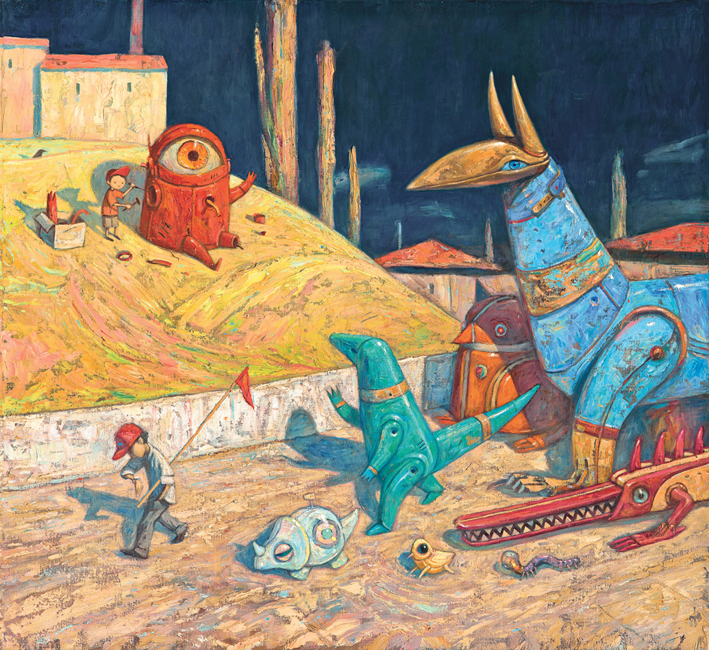 the impact of transition from civilization to new world in the rabbits a picture book by shaun tan a The impact of transition from civilization to new world in the rabbits, a picture book by shaun tan and john marsden.