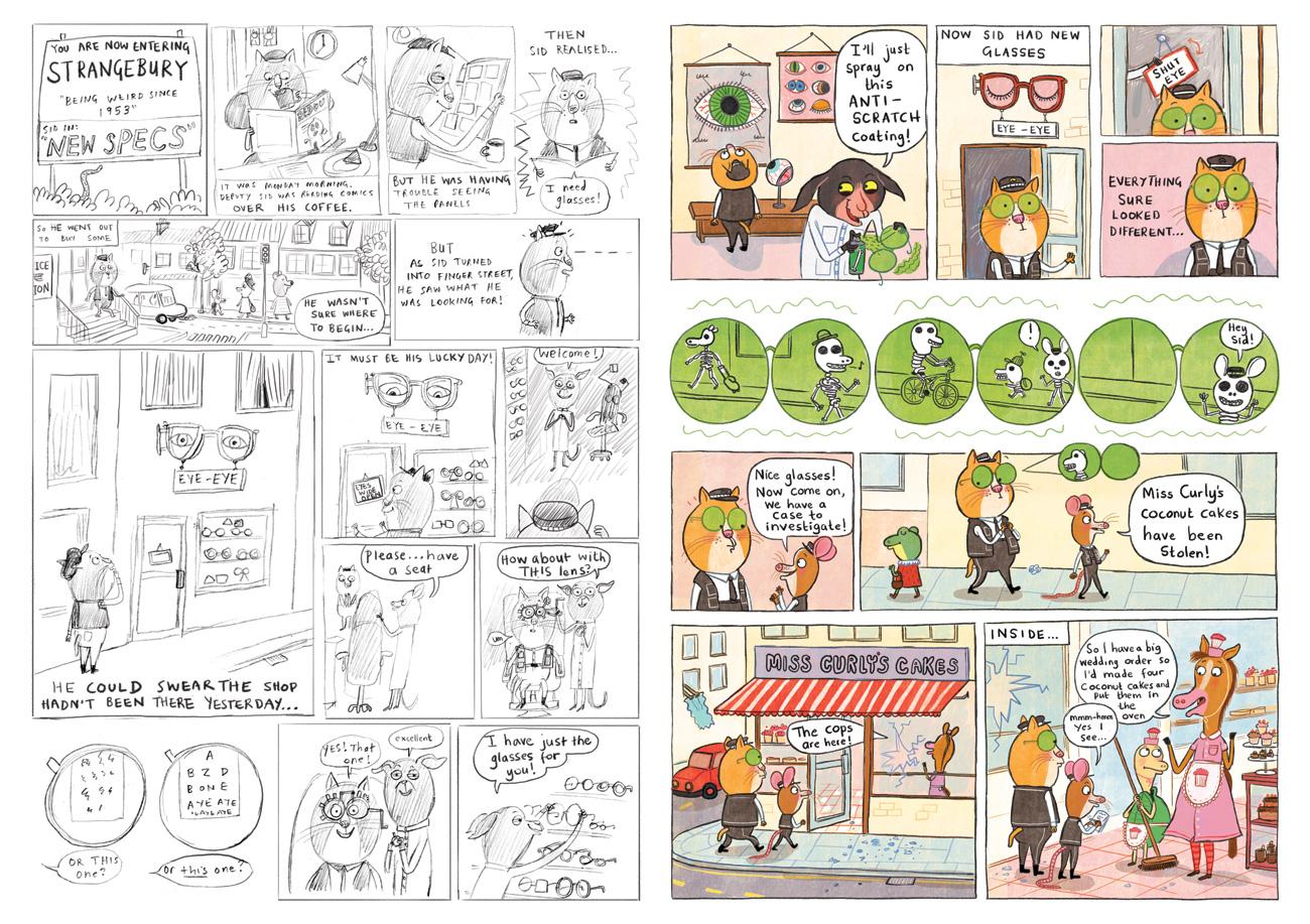 Picturebook Makers   Tor Freeman